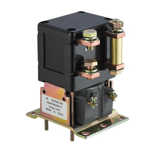 接触器线圈电压24v_直流接触器的外形结构 - 浙江南峰电气
